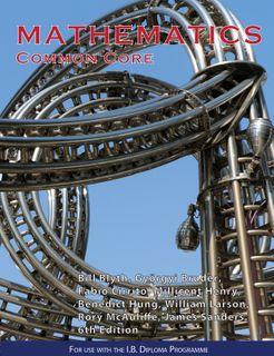 Mathematics Common Core