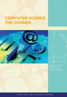 Computer Science, The Dossier Student Workbook