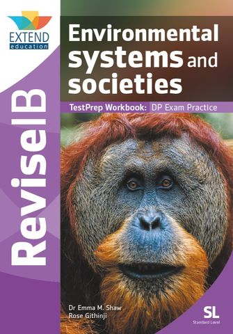 Environmental Systems and Societies SL: TestPrep
