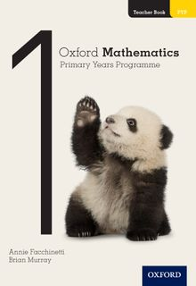Oxford Mathematics PYP Teacher Book 1