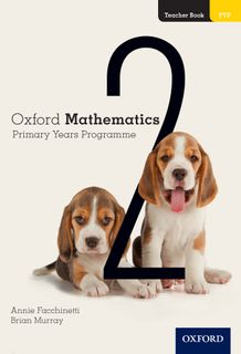 Oxford Mathematics PYP Teacher Book 2