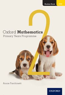 Oxford Mathematics PYP Student Book 2