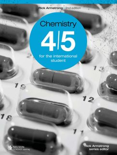 Chemistry 4/5 for MYP International Student 2Ed
