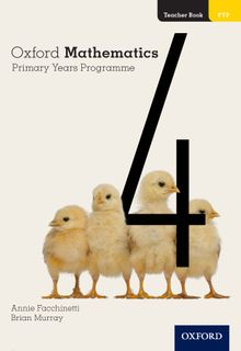 Oxford Mathematics PYP Teacher Book 4