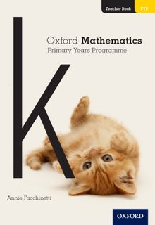 Oxford Mathematics PYP Teacher Book K
