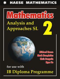 Mathematics: Analysis & Approaches SL