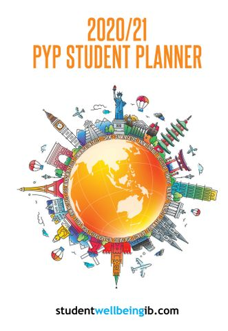 2020/21 Student Diary / Planner - PYP