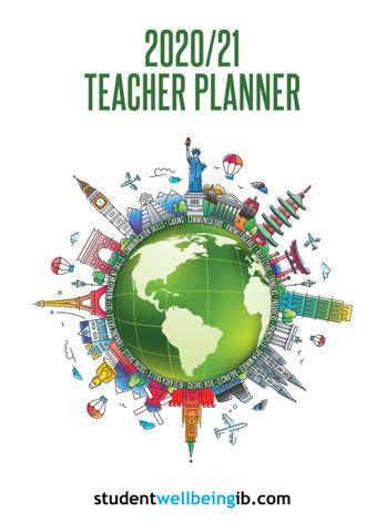 2020/21 Generic International Teacher Diary