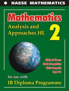 Mathematics: Analysis & Approaches HL