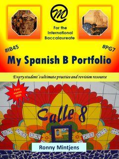 Spanish B Portfolio 1Ed