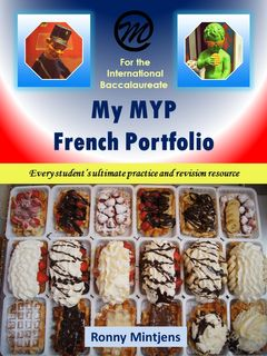 French MYP Portfolio 1Ed