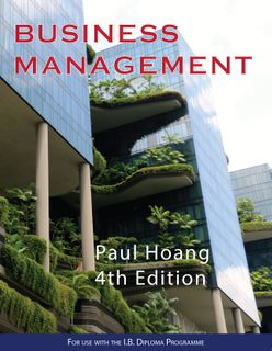 Business Management Textbook  4Ed
