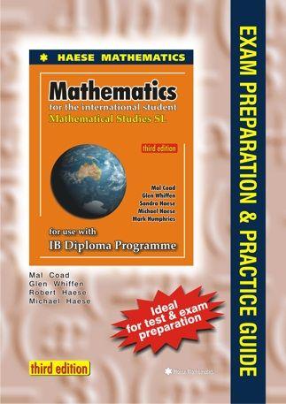 Mathematical Studies SL 3Ed Exam P&P Guide