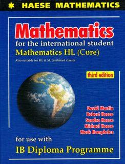 Mathematics HL Core & CD 3Ed