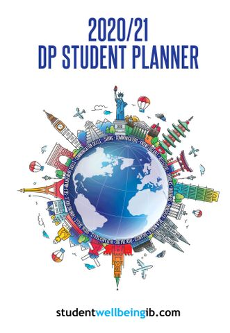2020/21 Student Diary / Planner - DIPLOMA