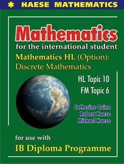 Mathematics HL OPTION Discrete