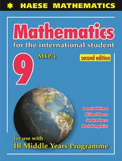 Mathematics for the International Student 9 MYP4