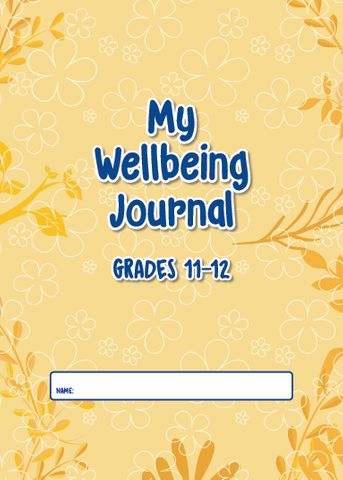 My Wellbeing Journal - Years 11-12