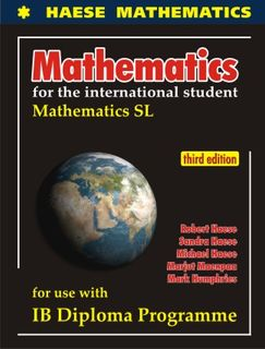 Mathematics SL 3Ed