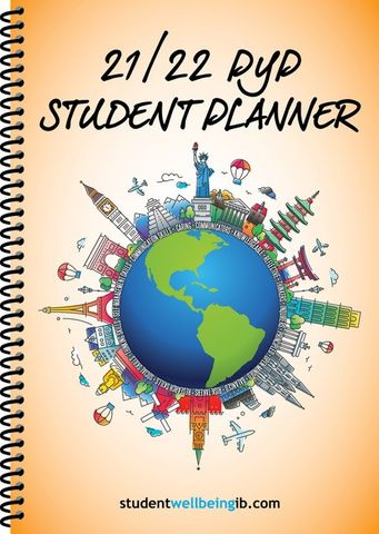2021/22 Student Diary / Planner - PYP