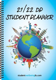 2021/22 Student Diary / Planner - DIPLOMA