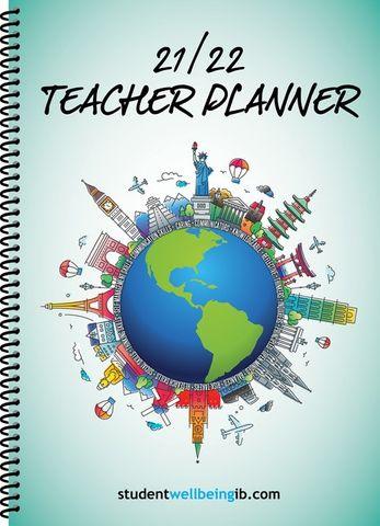 2021/22  Generic International Teacher Diary