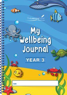 My Wellbeing Journal - Year 3