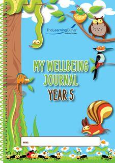 My Wellbeing Journal - Year 5