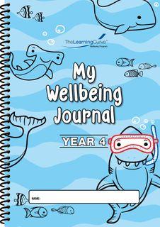 My Wellbeing Journal - Year 4