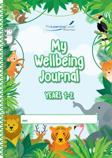 My Wellbeing Journal - Years 1-2