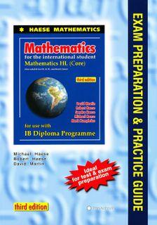 Mathematics HL Prep & Practice Exam 3Ed