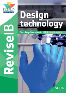 Design Technology SL & HL: TestPrep Workbook