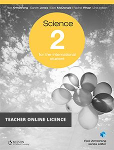 MYP Science 2 for the international Student -