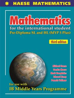 Mathematics for the International Student 10E MYP5