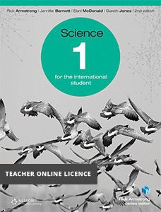 MYP Science 1 for the International Student -