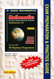 Mathematics SL Exam Prep & Pract Guide 3Ed