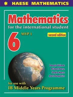 Mathematics for the International Student 6 MYP1