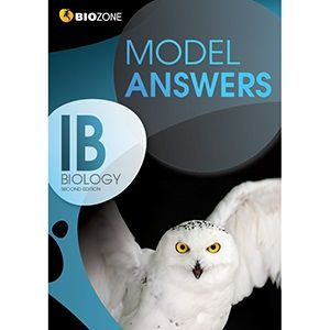 IB Biology 2Ed Model Answers