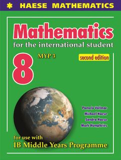 Mathematics for the International Student 8 MYP3