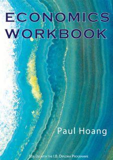 Economics 2013 Workbook