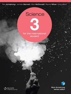 Science 3 for MYP International Student 2Ed