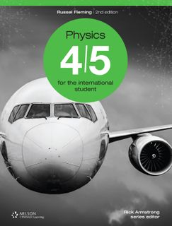 Physics 4/5 for MYP International Student 2Ed