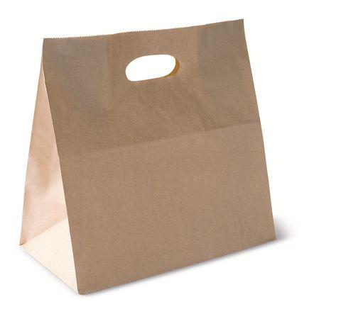 D Bag-Die Cut Handle  280 x 280 x 150