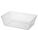 650Ml Rectangle Containers