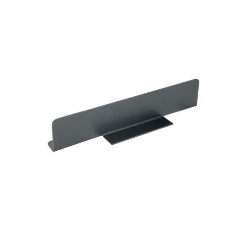 Black Dividers 400mm x 100mm x 3mm