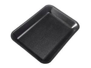 Foam Tray 11 x 9 Deep Black-Carton