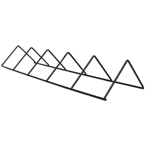Wire Rack for salad mix packs 120 × 400 × 65 mm
