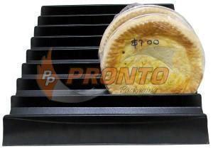 Individual Pies/Pasties Display Tray 400 × 500 × 30mm