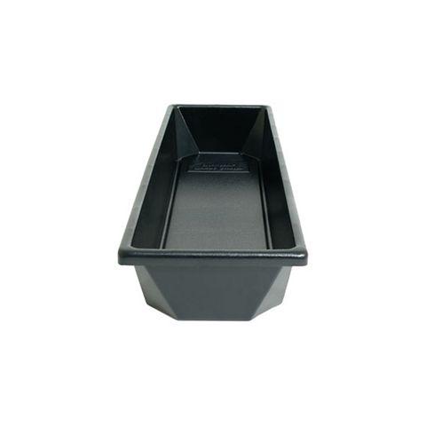 Black Small Tub Round Rim 145 × 505 × 90mm