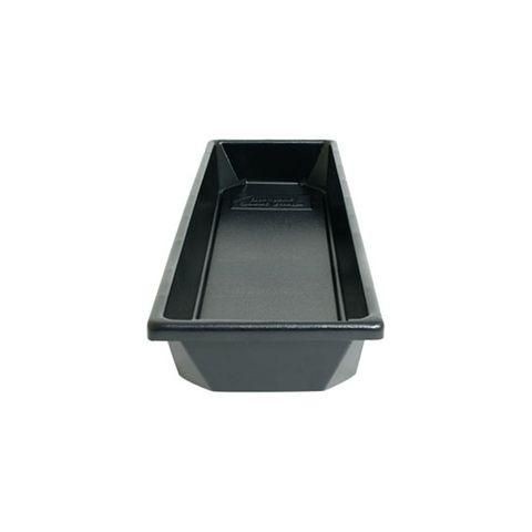 Black Round Rim Small Tub 145 × 505 × 65mm